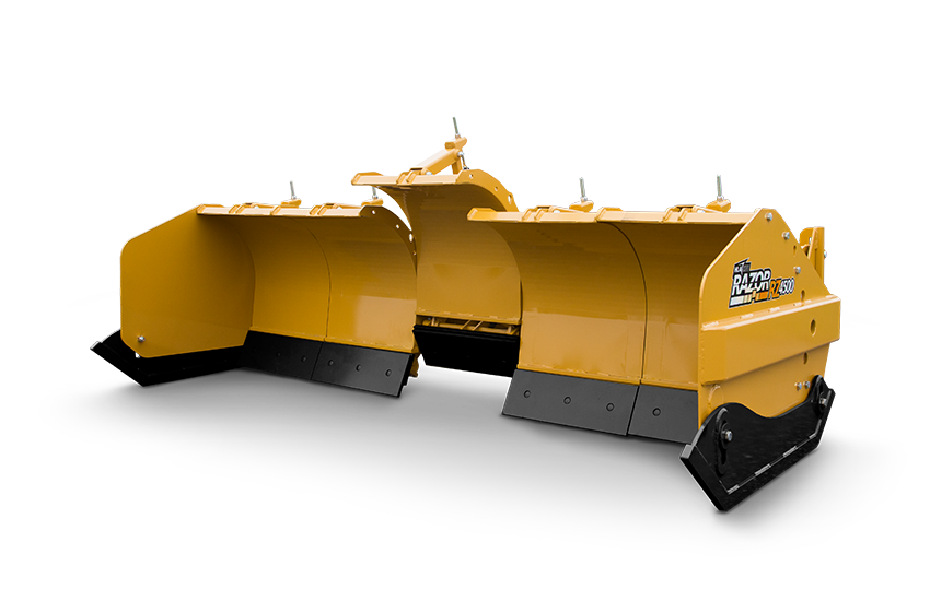 R Z 4500 Razor Snow Pusher Image